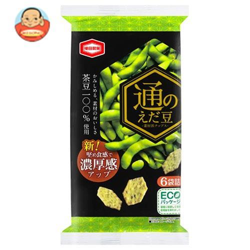 亀田製菓 通のえだ豆 70g×12袋入