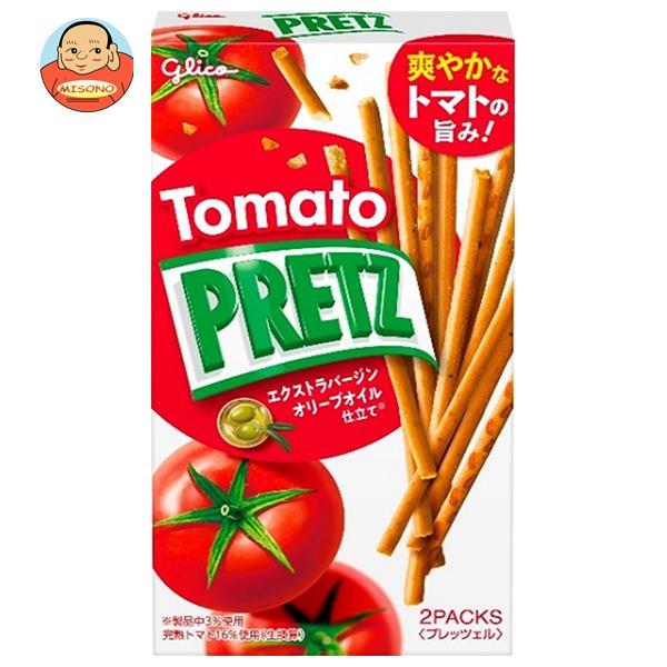 グリコ PRETZ(プリッツ)熟トマト 60g×10個入
