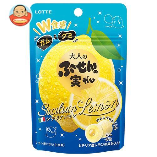 ロッテ 大人のふ~せんの実 シチリアレモン 26g×10袋入