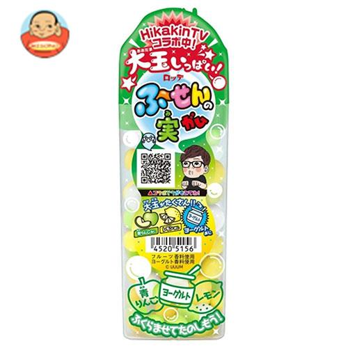 ロッテ 大玉いっぱい! ふ~せんの実 青りんご&レモン&ヨーグルト 35g×10個入