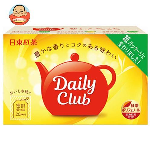 三井農林 日東紅茶 デイリークラブ ティーバッグ (2g×20袋)×48個入
