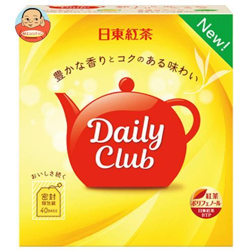 三井農林 日東紅茶 デイリークラブ ティーバッグ (2g×40袋)×24個入