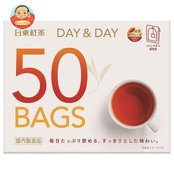 三井農林 日東紅茶 DAY&DAY(デイ&デイ) (1.8g×50袋)×30個入