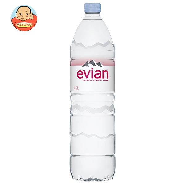 evian(エビアン) 1.5Lペットボトル×12本入