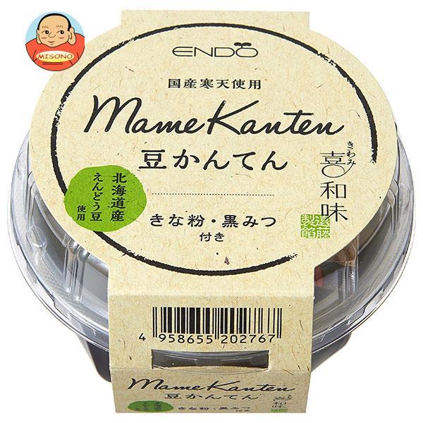遠藤製餡 喜和味 豆かんてん 250g×24個入