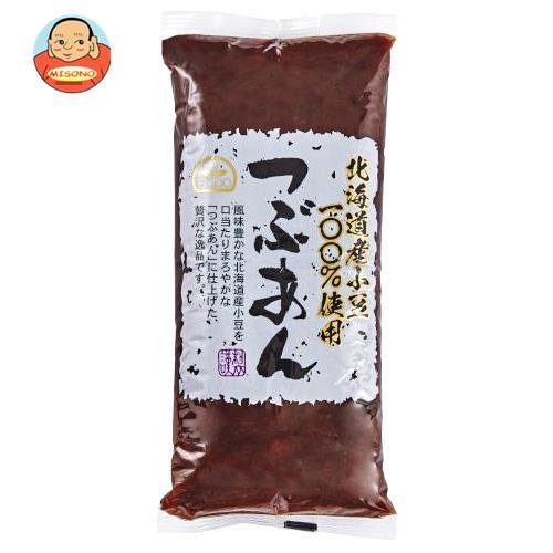 遠藤製餡 北海道産 小豆つぶあん 660g×12袋入