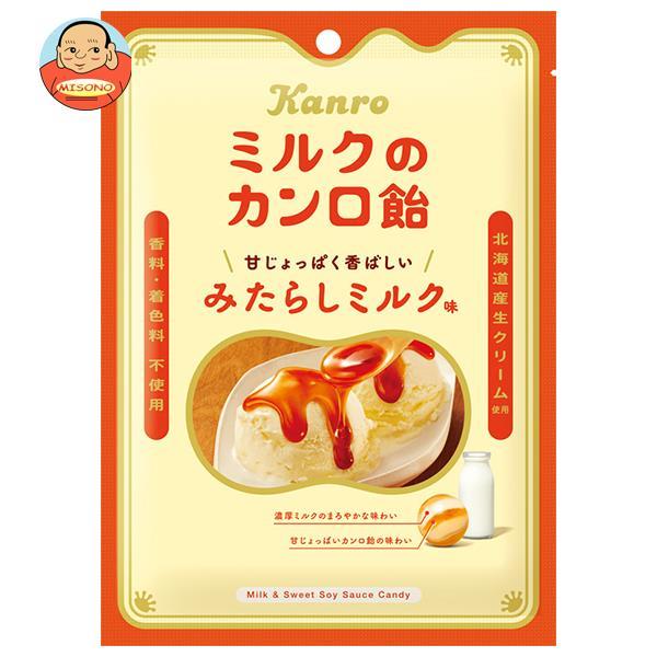 カンロ ミルクのカンロ飴 70g×6袋入