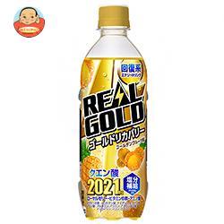コカコーラ リアルゴールド ゴールドリカバリー 490mlペットボトル×24本入