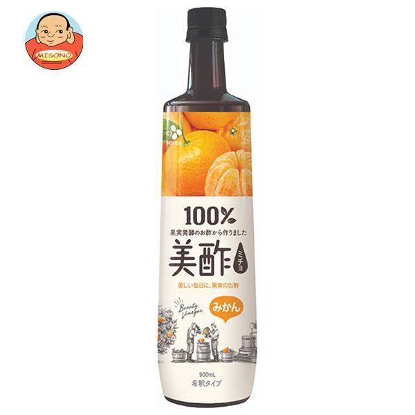 CJジャパン 美酢(ミチョ) みかん 900mlペットボトル×12本入