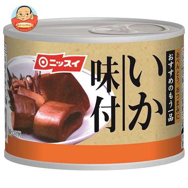 ニッスイ いか味付 130g缶×24個入