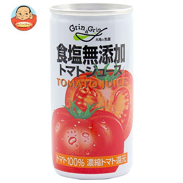 長野興農 濃縮還元 トマトジュース 食塩無添加 190g缶×30本入