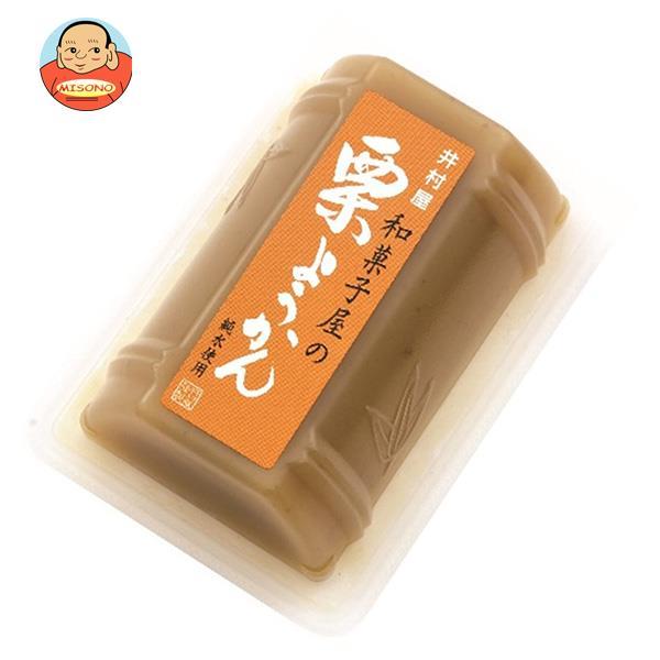 井村屋 和菓子屋の栗ようかん 84g×40個入