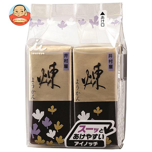 井村屋 ミニようかん 煉 (58g×4本)×12(6×2)袋入