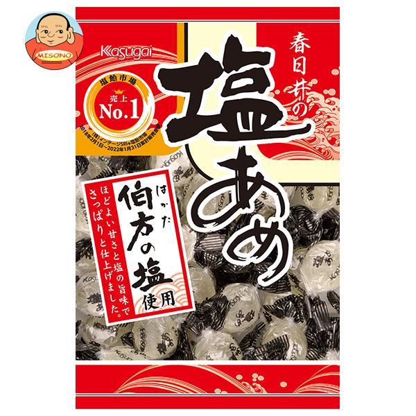 春日井製菓 塩あめ 160g×12袋入