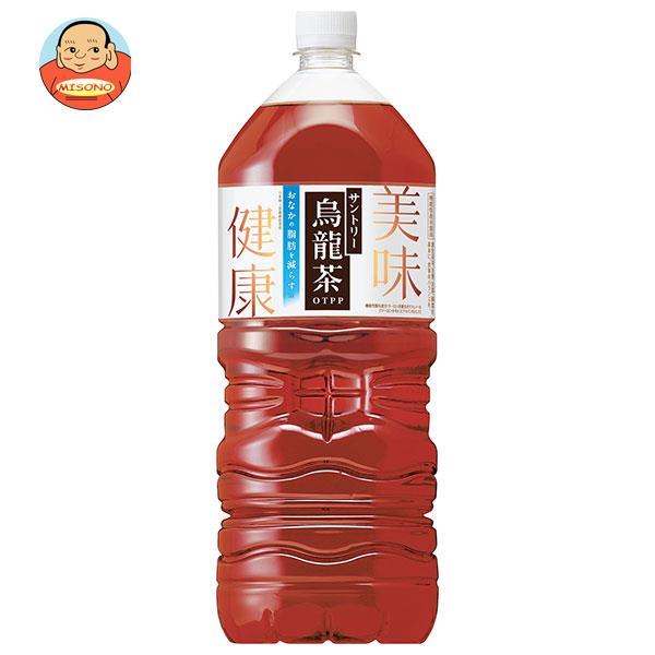 サントリー 烏龍茶 2Lペットボトル×6本入
