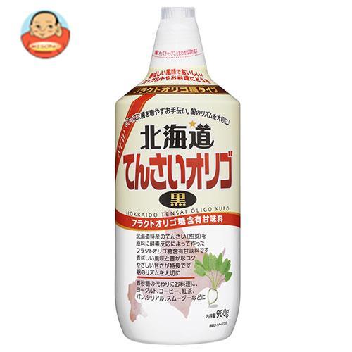 加藤美蜂園 北海道てんさいオリゴ(黒) 960g×8本入