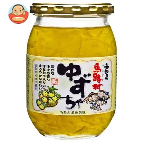 加藤美蜂園 日本ゆずレモン 馬路村ゆずちゃ 420g×12個入