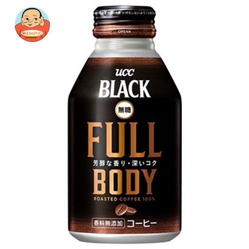 UCC BLACK無糖 RICH(リッチ) 275gリキャップ缶×24本入