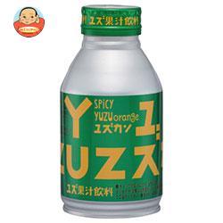 馬路村農協 ユズカン 270mlボトル缶×24本入