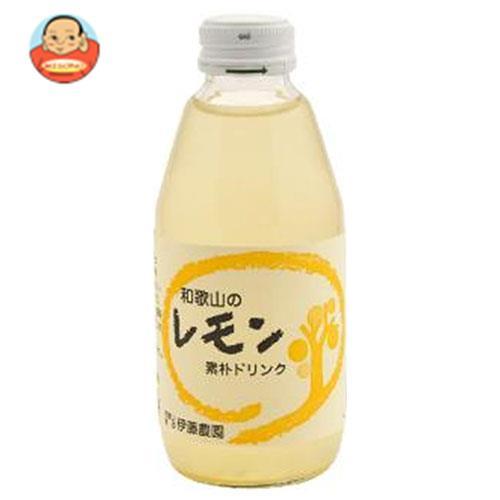 伊藤農園 素朴ドリンク レモン 200ml瓶×30本入