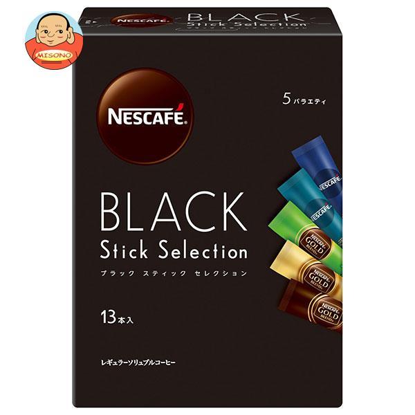 ネスレ日本 ネスカフェ ブラック スティック セレクション (2g×15P)×12箱入