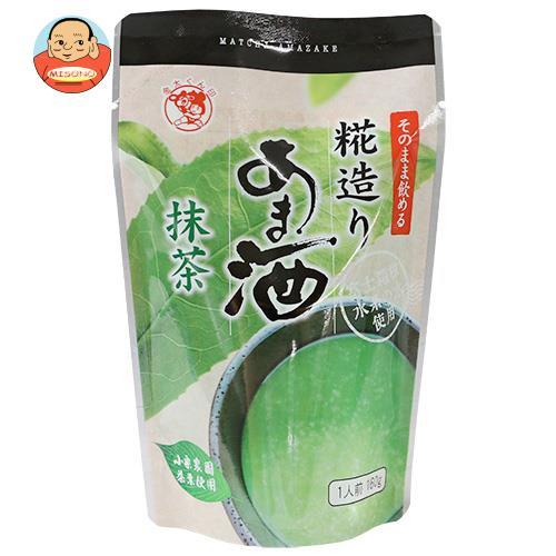 伊豆フェルメンテ 糀造り 抹茶あま酒 160g×12袋入