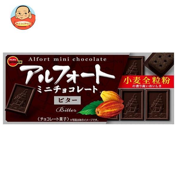 ブルボン アルフォート ミニチョコレート ビター 12個×10箱入