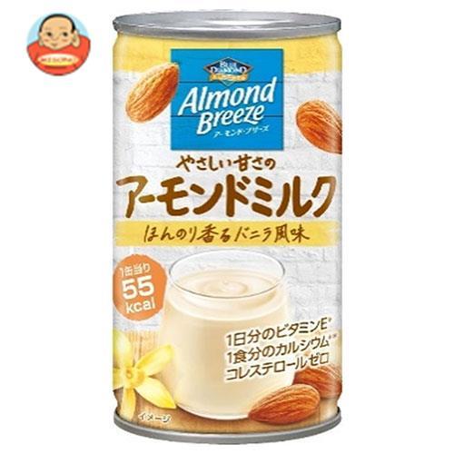 ポッカサッポロ アーモンド ブリーズ やさしい甘さのアーモンドミルク 185g缶×30本入