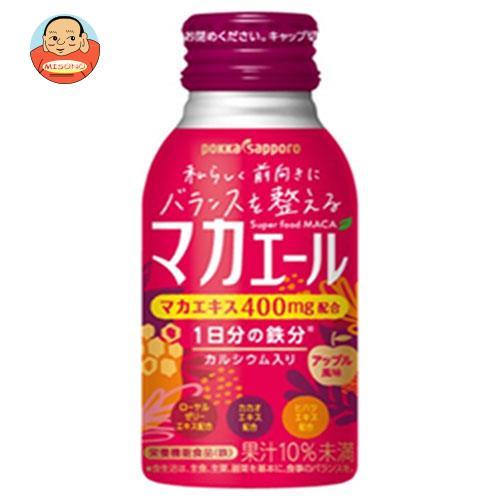 ポッカサッポロ マカエール 100mlボトル缶×30本入