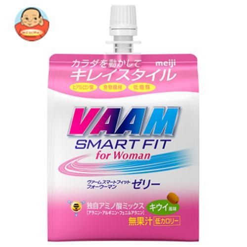 明治 VAAM(ヴァーム) スマートフィット フォーウーマンゼリー 180gパウチ×24本入