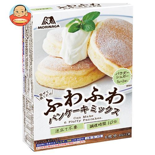 森永製菓 ふわふわパンケーキミックス 170g×24箱入