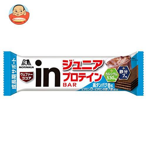 森永製菓 inバー ジュニアプロテイン ココア 12本入