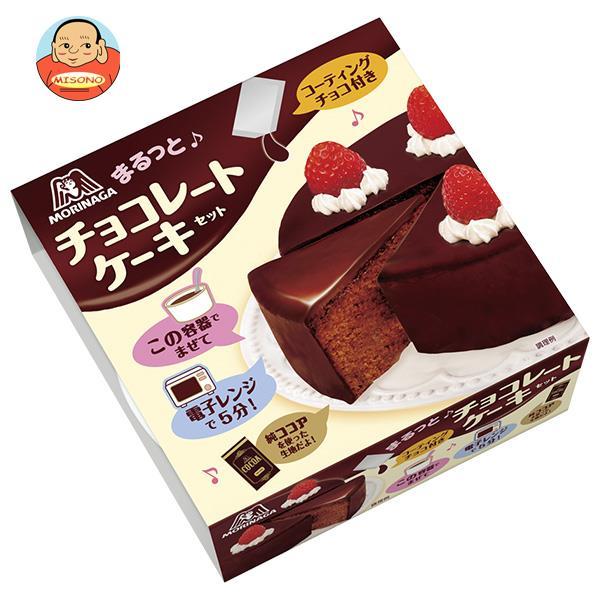 森永製菓 チョコレートケーキセット 205g×12(6×2)個入