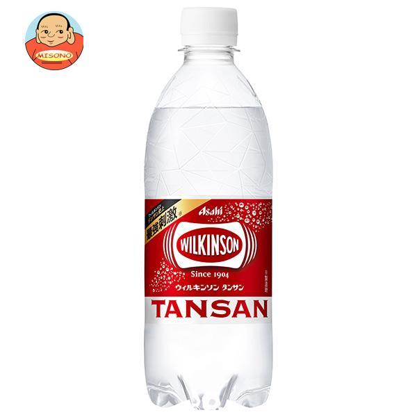 アサヒ飲料 ウィルキンソン タンサン 500mlペットボトル×24本入