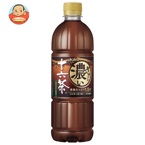 アサヒ飲料 ぎゅっと濃い 十六茶 630mlペットボトル×24本入