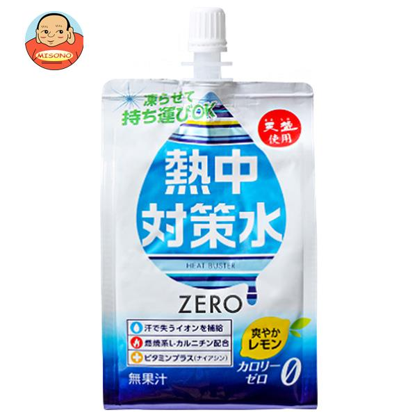 赤穂化成 熱中対策水 レモン味 300gパウチ×30本入