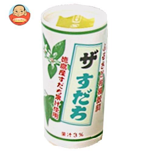 JA徳島 ザ・すだち 195mlカートカン×15本入