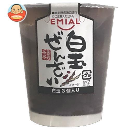EMIAL 安曇野食品工房 安曇野茶寮 白玉ぜんざい 150g×8個入