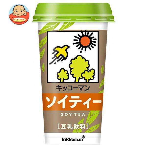 キッコーマン 豆乳飲料 ソイティー 200ml×12本入