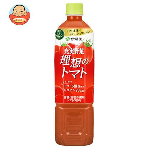 伊藤園 充実野菜 理想のトマト 740gペットボトル×15本入