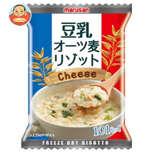 マルサンアイ 豆乳 オーツ麦リゾット チーズ 6食入