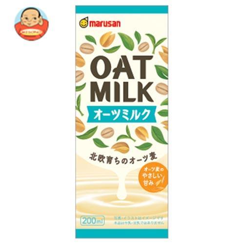 マルサンアイ オーツミルク 200ml紙パック×24本入