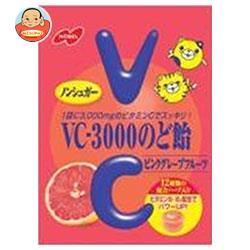 ノーベル製菓 VC-3000のど飴 ピンクグレープフルーツ 90g×6袋入