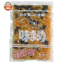 カモ井 カモ井のにまめ 味まめ 徳用袋 210g×10袋入