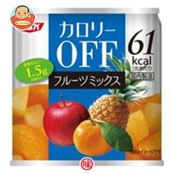 SSK カロリ-OFF フルーツミックス 185g缶×24個入