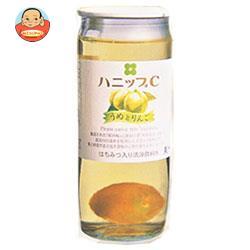 プラム食品 ハニップC うめとりんご 200g瓶×15本入