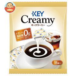 KEY COFFEE(キーコーヒー)クリーミーポーション 4.5ml×18個×20袋入