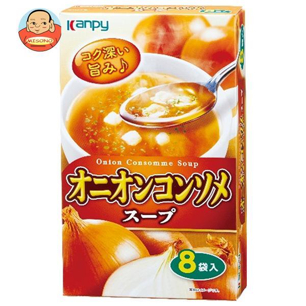 カンピー オニオンコンソメスープ 8袋入×20箱入