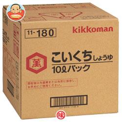 キッコーマン こいくちしょうゆ10Lパック×1ケース