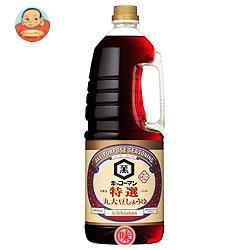 キッコーマン 特選丸大豆しょうゆ1.8Lペットボトル×6本入